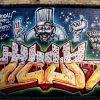 EC2A Street Art - On Da East Side #3