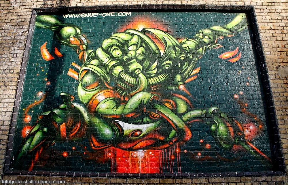 photoblog image EC2A Street Art - On Da East Side #7