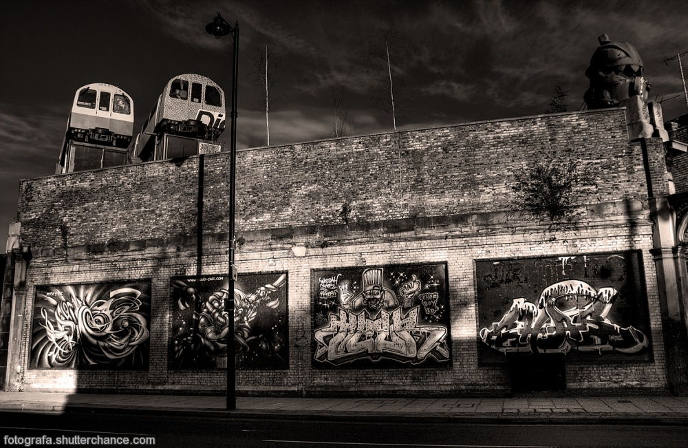 photoblog image EC2A Street Art - On Da East Side #6