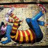 EC2A Street Art - On Da East Side #4