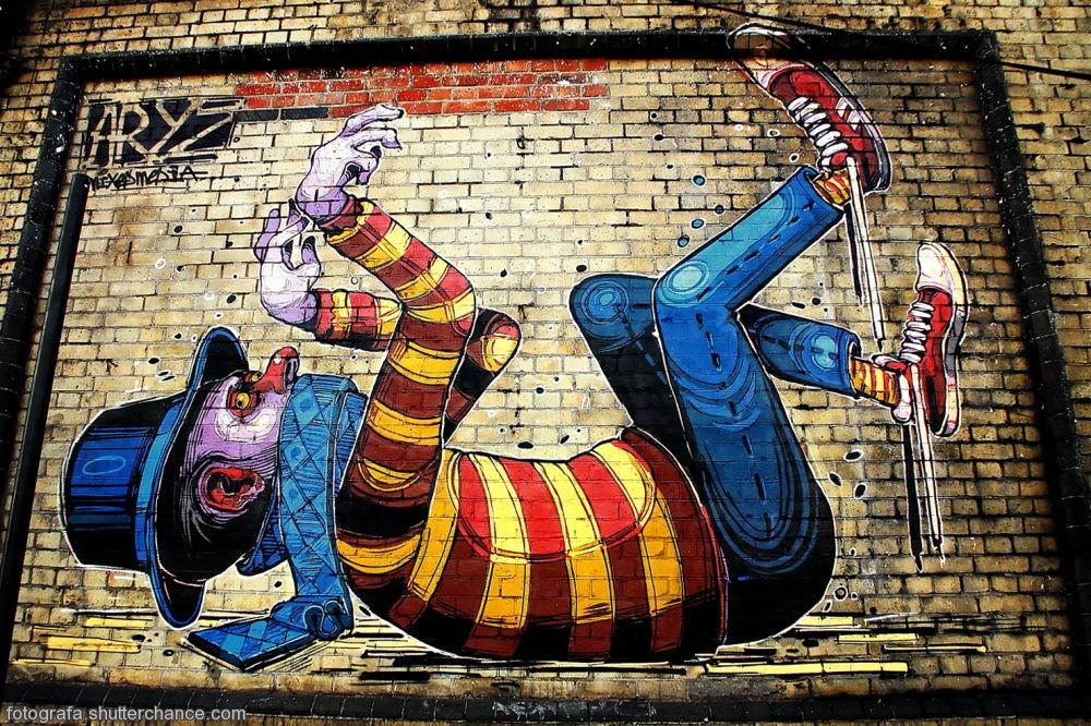 photoblog image EC2A Street Art - On Da East Side #4