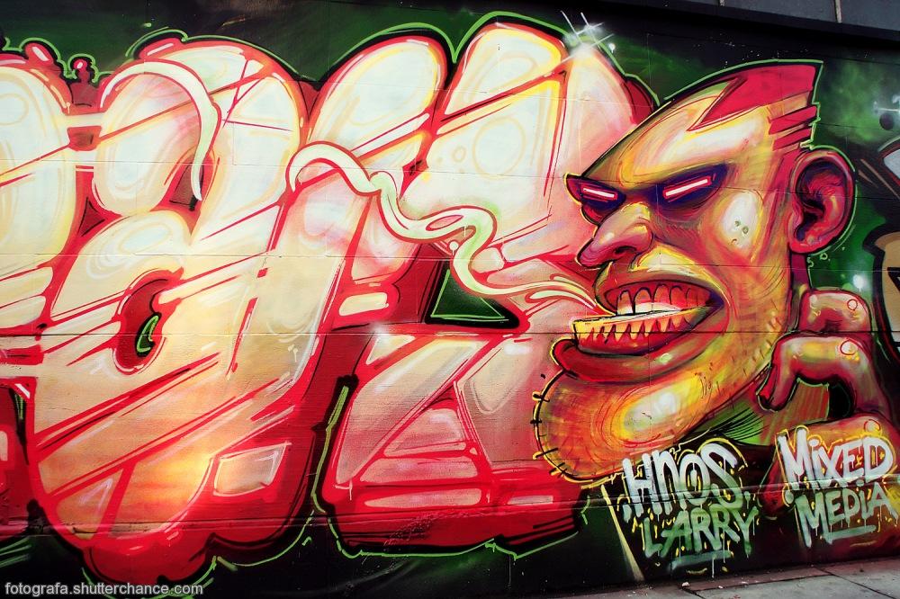 photoblog image EC2A Street Art - On Da East Side #5
