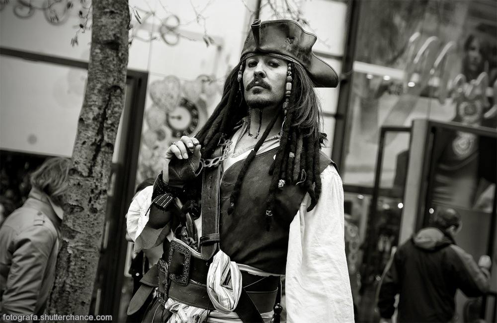 photoblog image The Immortal Captain Jack Sparrow #2