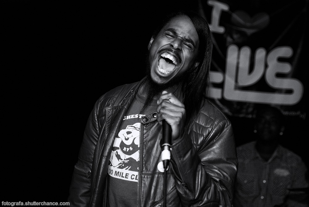 photoblog image Open Mic @ The Queen Of Hoxton