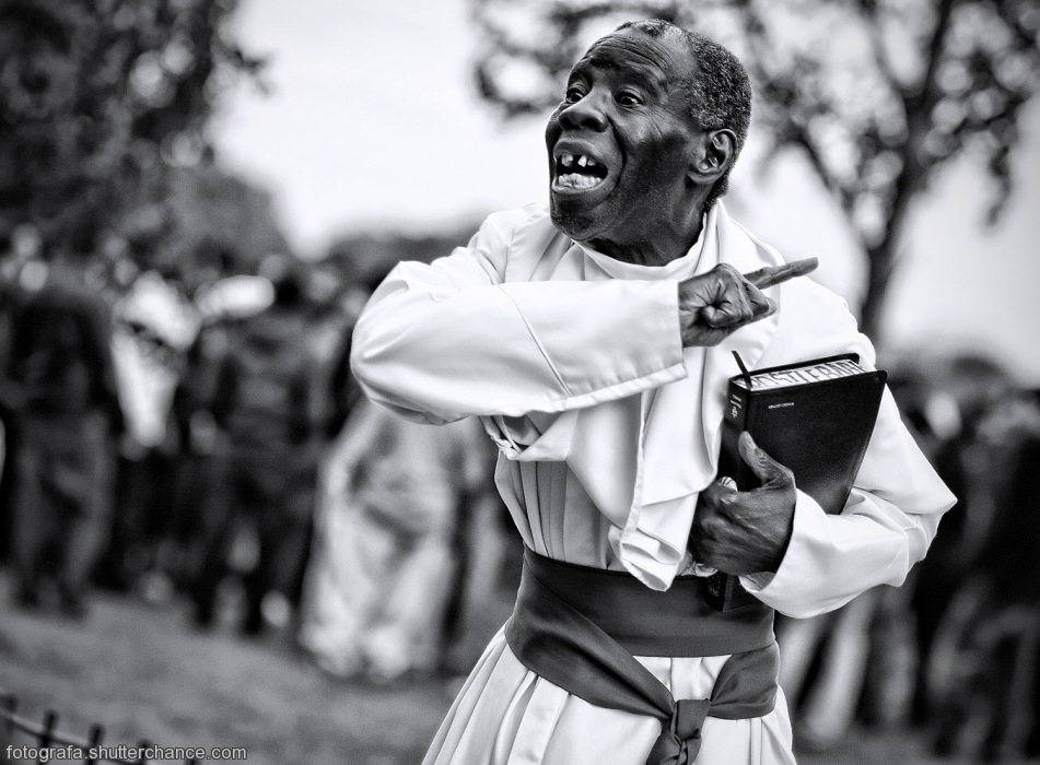 photoblog image The Preacher Man - Brother Jero #6