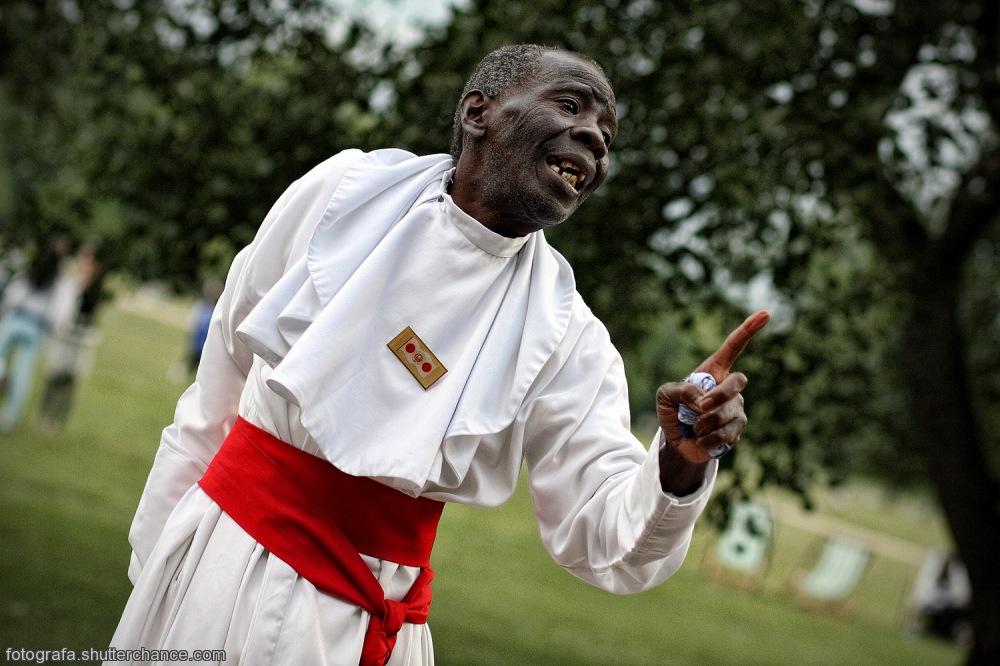 photoblog image The Preacher Man - Brother Jero #4
