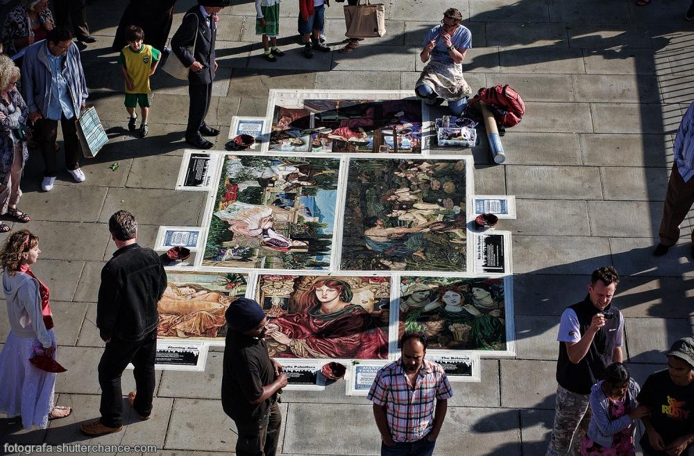 photoblog image Along The South Bank - Street Art #3