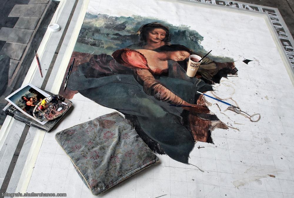 photoblog image Along The South Bank - Street Art #4