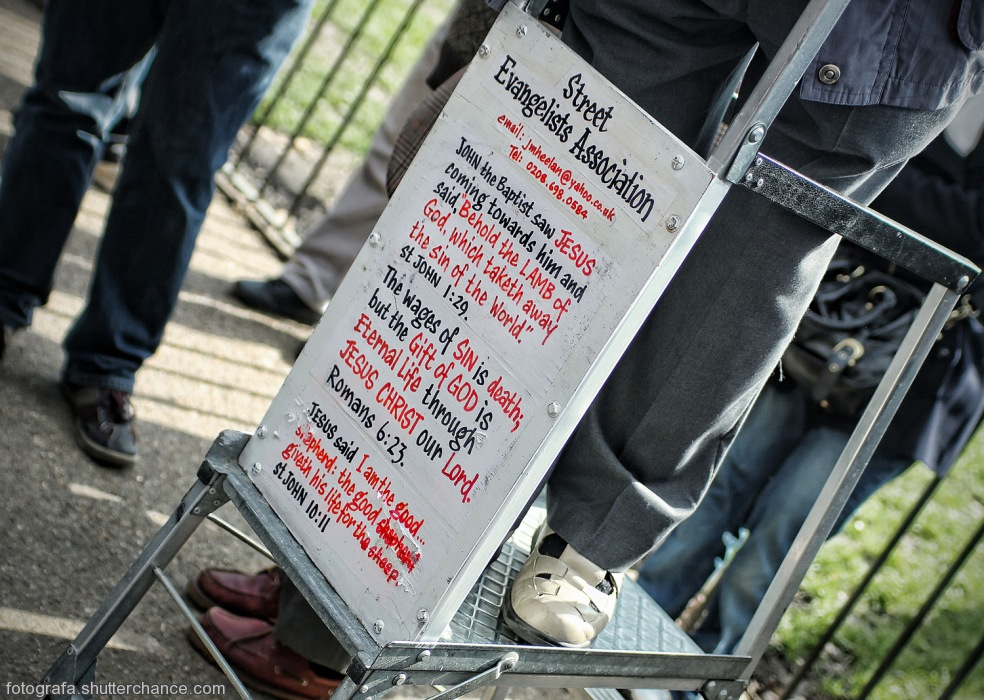 photoblog image Street Evangelists Association