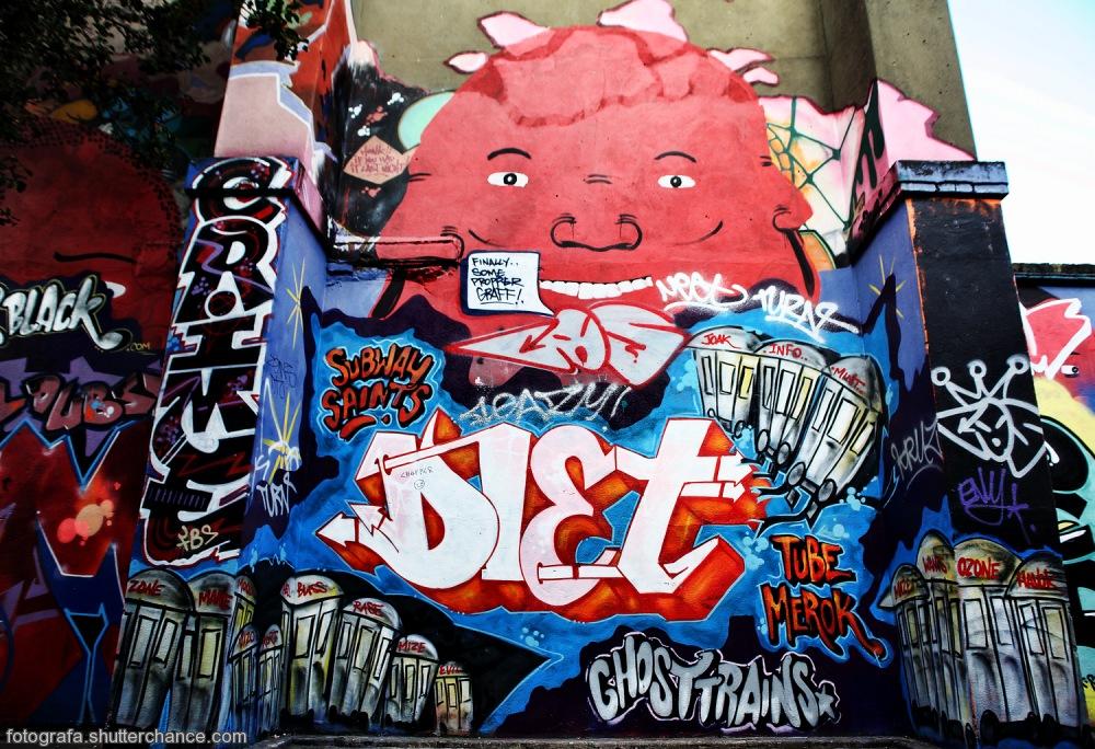 photoblog image Ladbroke Grove W10 - Street Art #2