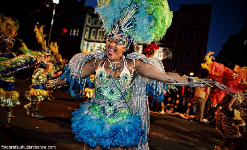 photoblog image London Thames Carnival Parade #2