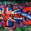 Along The South Bank - Street Art #10