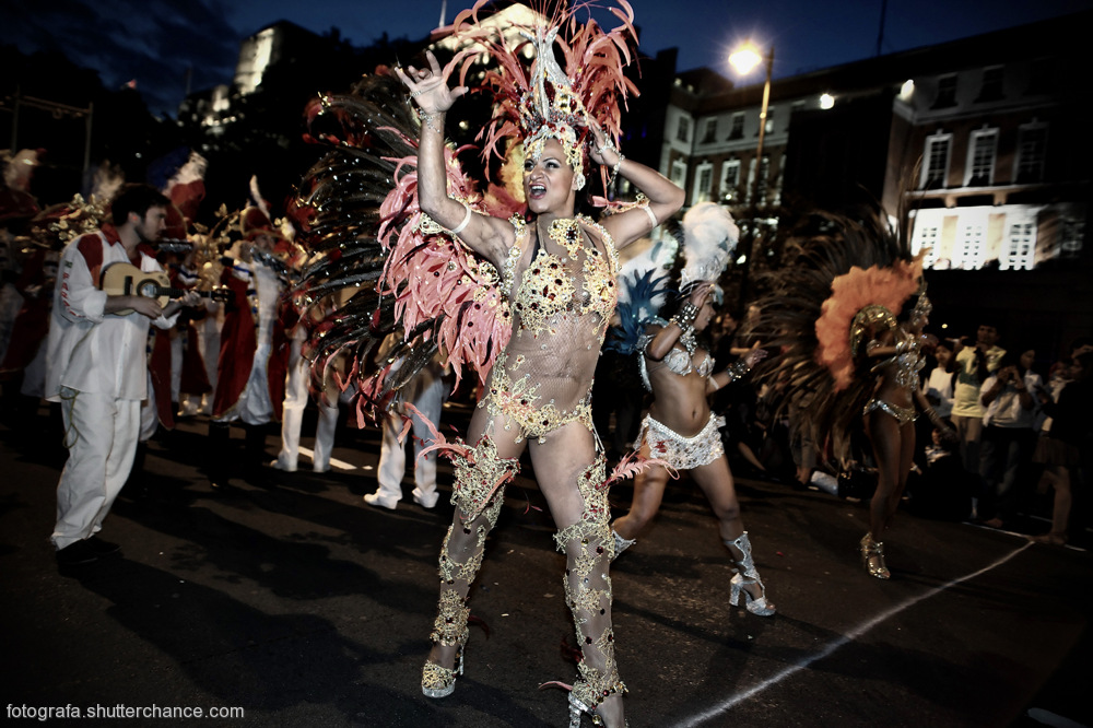 photoblog image London Thames Carnival Parade #3