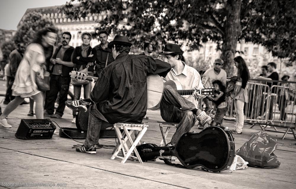 photoblog image Along The South Bank - Hungarian Storytellers
