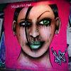 Along The South Bank - Street Art #12