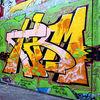 Along The South Bank - Street Art #14
