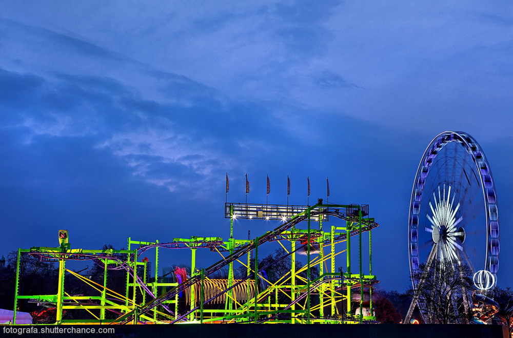 photoblog image With Seconds To Spare #4 - Fairground Attraction