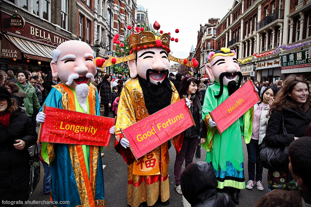 photoblog image On The Tourist Trail - Chinese New Year