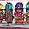 E1 Street Art