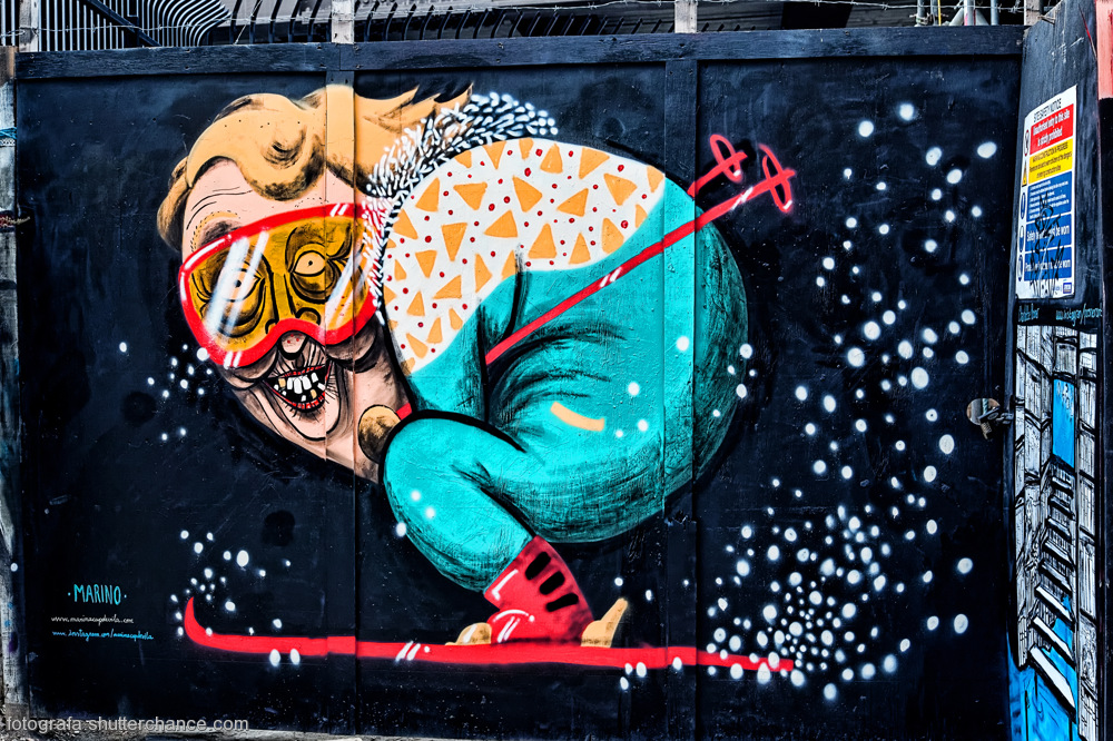 photoblog image Urban Street Art - East Side #1
