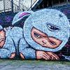 Urban Street Art - East Side #4