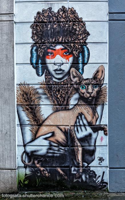 photoblog image Urban Street Art - East Side #2