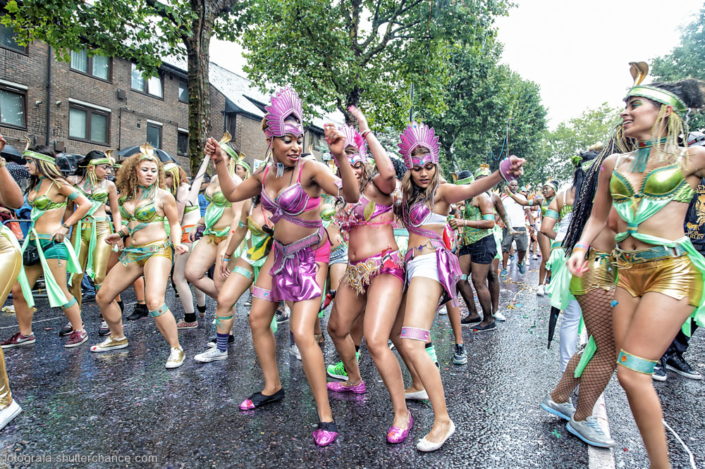 photoblog image Notting Hill Carnival - This Is How We Do It #2