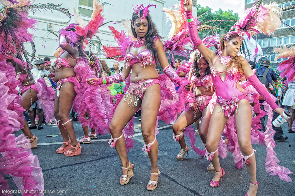 photoblog image Notting Hill Carnival - This Is How We Do It #3