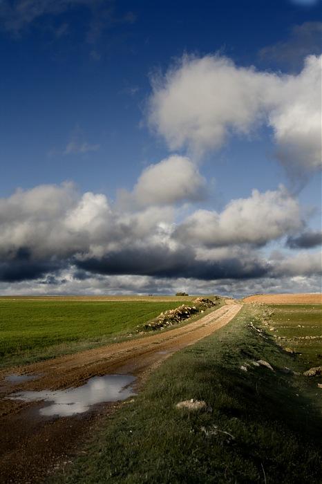 photoblog image Camino de Solera