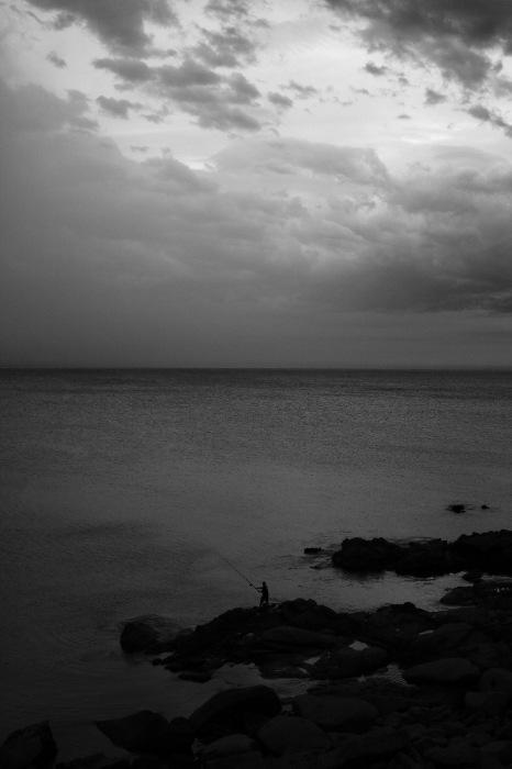 photoblog image Pescando.