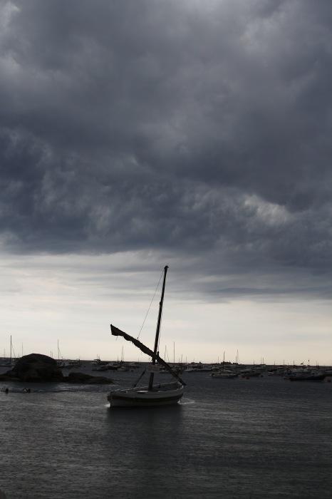photoblog image Esperando la tormenta.