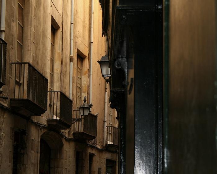 photoblog image Una calle cerca del Pi.