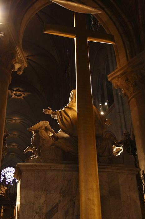 photoblog image Notre Dame.