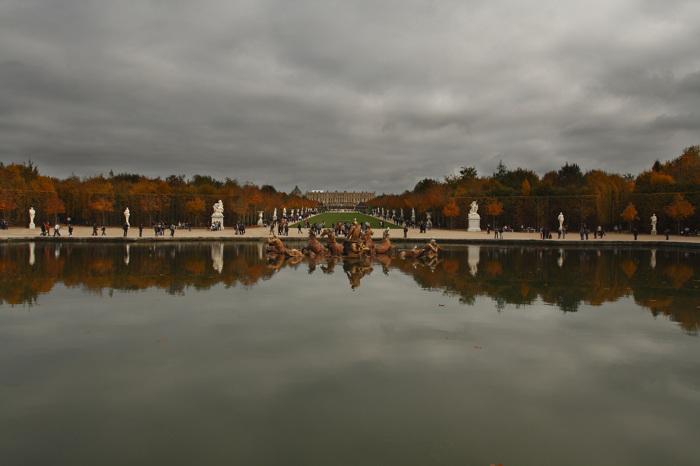 photoblog image Lago Versalles