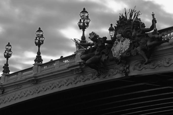 photoblog image Pont Alexandre III