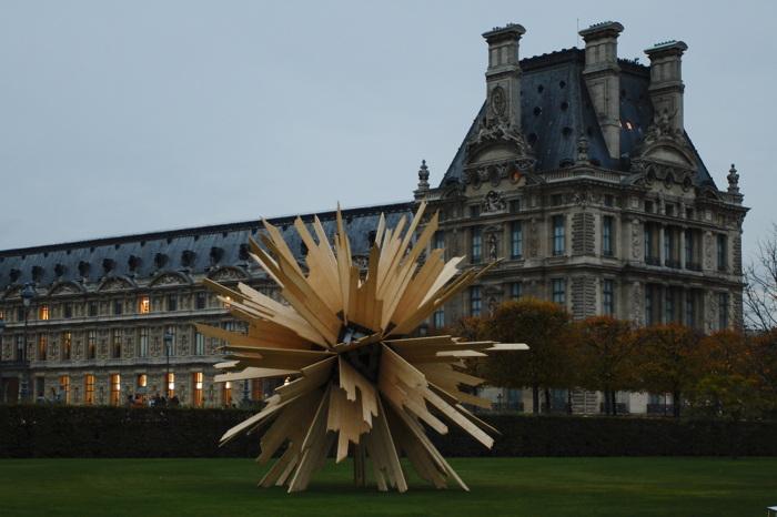 photoblog image Louvre