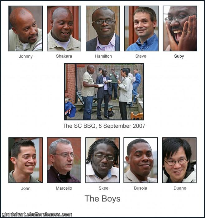 photoblog image The SC Boys