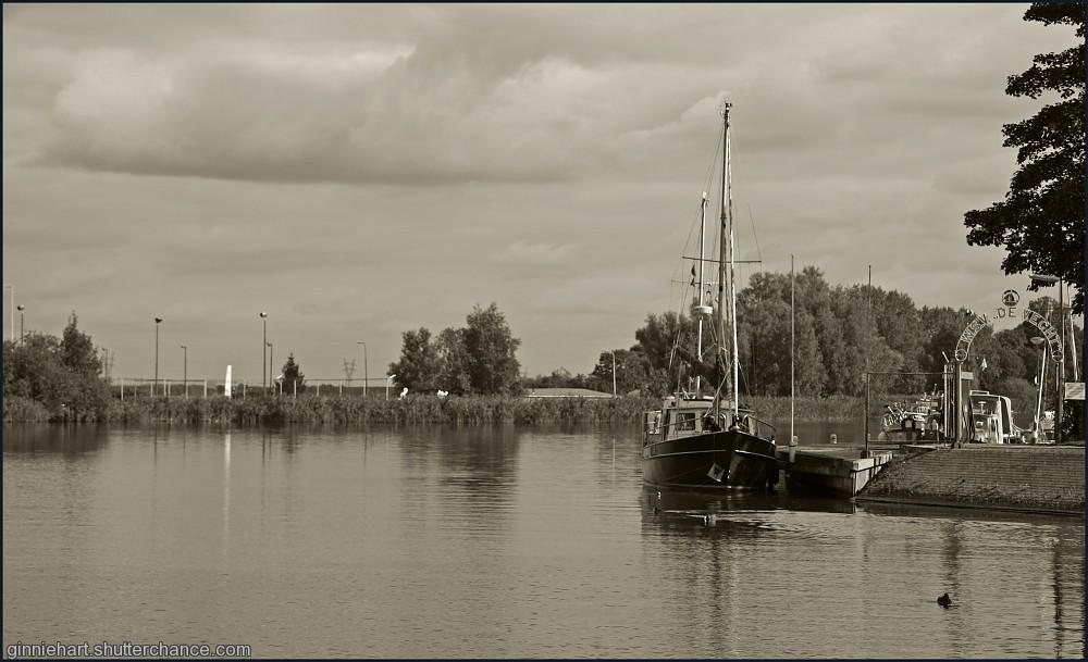 photoblog image The Vecht River