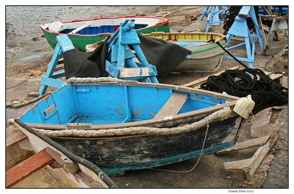 photoblog image Capri Blue
