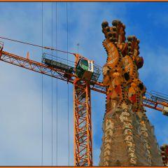 Gaudí's Crane