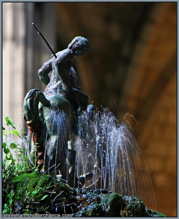 photoblog image Slaying the Fountain