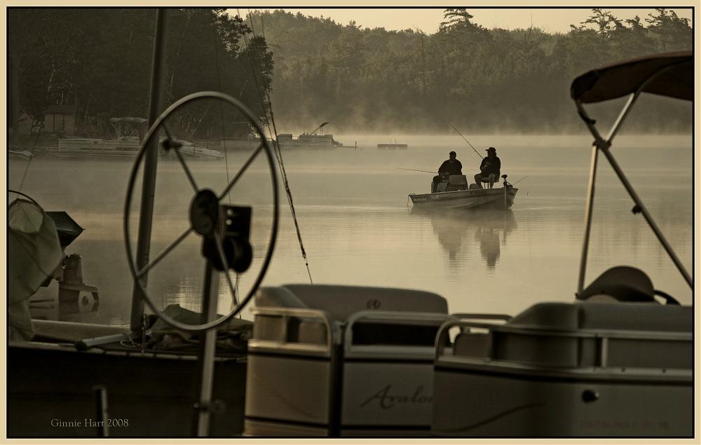 photoblog image Gone Fishing