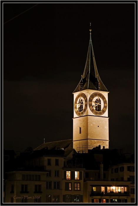 photoblog image Swiss Time
