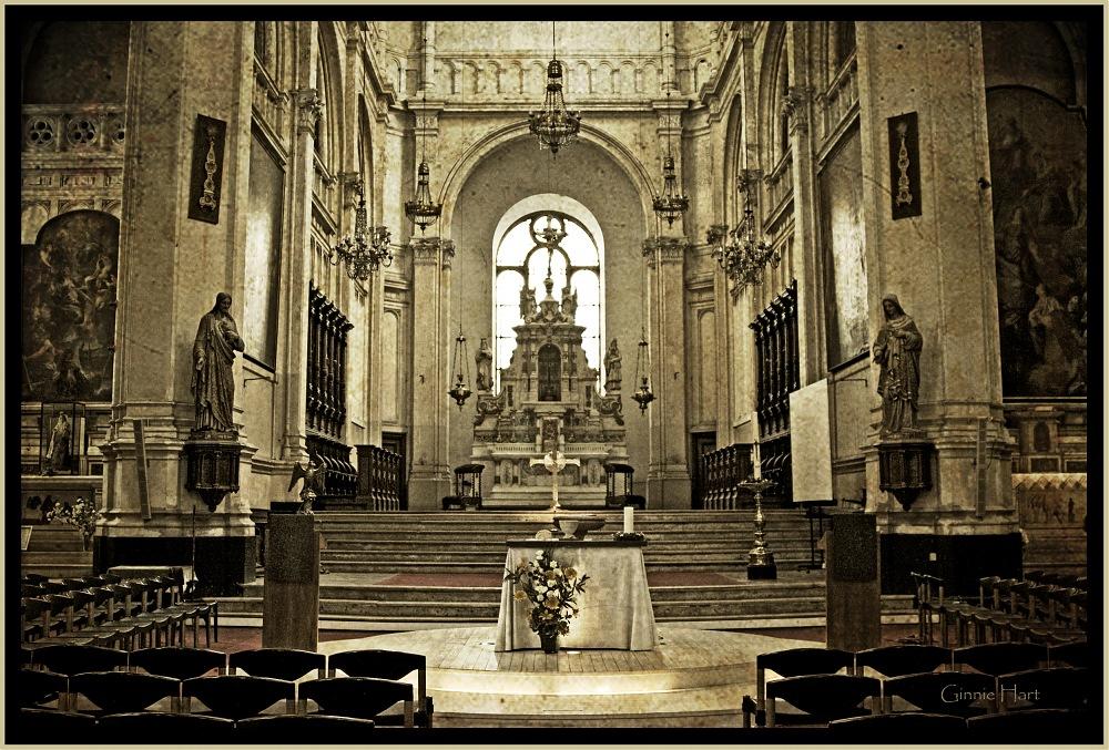 photoblog image Inside Saint Catherine
