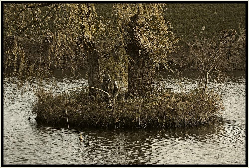photoblog image I'd Rather Be Fishing