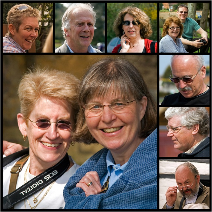 photoblog image Putting Faces to Names:  Stratford Meet-Up 1/2