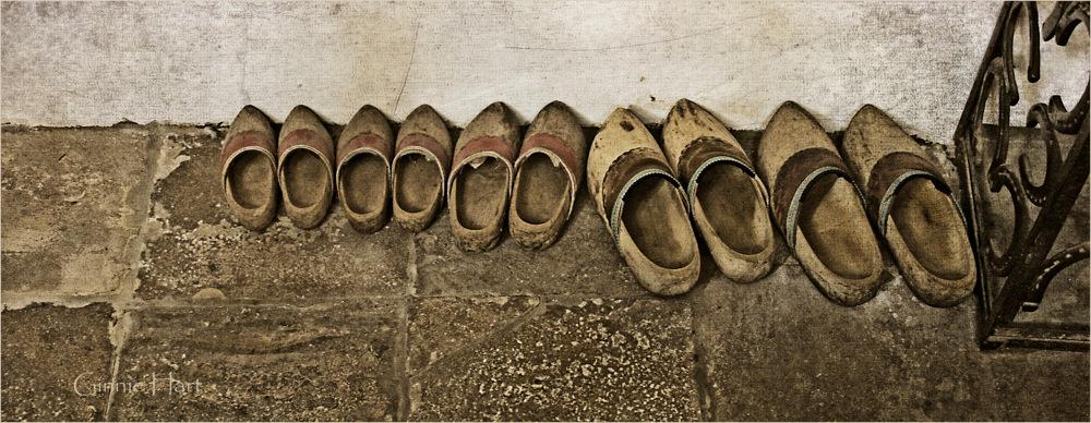 photoblog image If the Shoe fits...