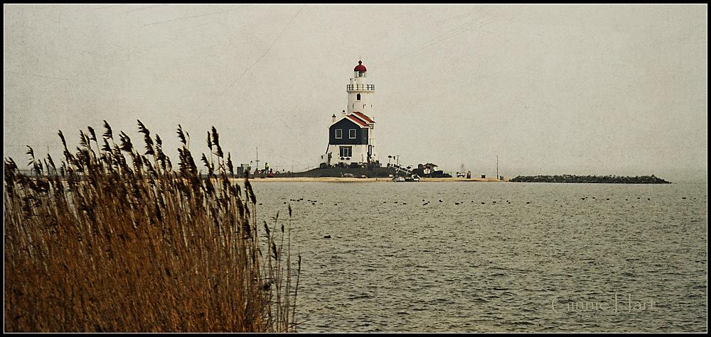 """photoblog image The """"Horse"""" Lighthouse"""