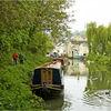Narrowboat Friday