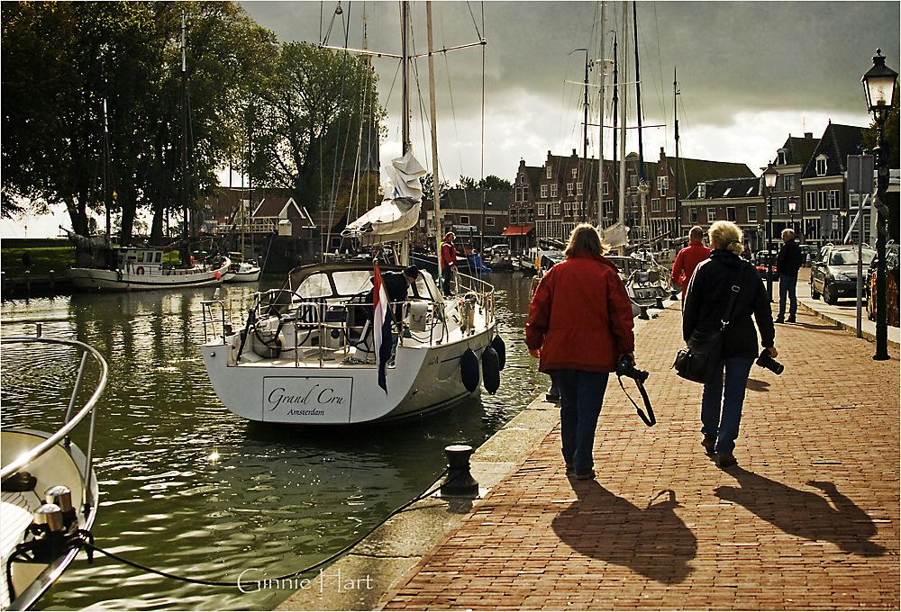 photoblog image Grand Cru Boat Friday